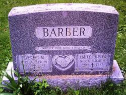Everett M Barber