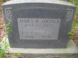 Ella Jane <i>Carter</i> Adcock