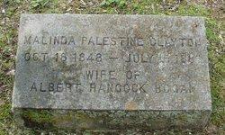 Malinda Palestine <i>Clayton</i> Bogan
