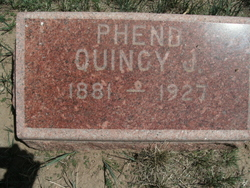 Quincy J. Phend