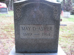 May D. Asher