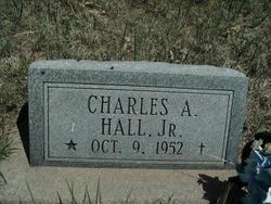 Charles A. Hall, Jr