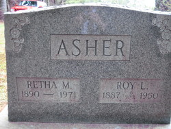 Roy L. Asher