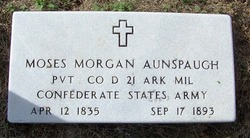 Moses Morgan Aunspaugh