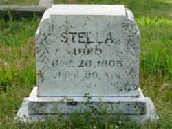 Martha Stella Nelson