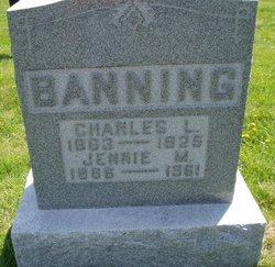 Charles L Banning