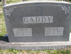 William DeBerry Gaddy