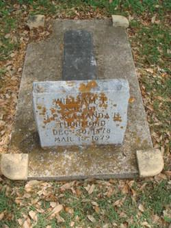 William T Thurmond