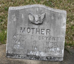 Addie B Bryant