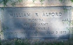 William Richard Alford