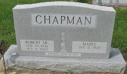 Robert M Bob Chapman, Sr
