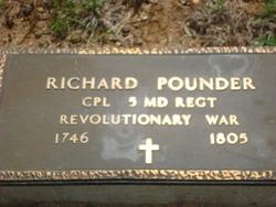 Richard Lemuel Pounder