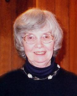 Evelyn June <i>Burkhardt</i> Mahoney