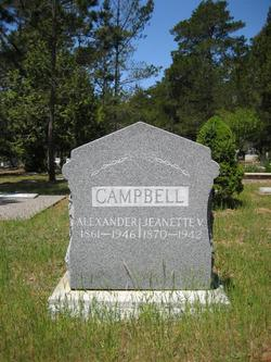 Jeanette Campbell