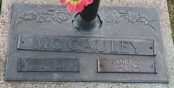 Wallace Dixon McCauley