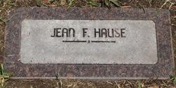 Jean Frances Hause