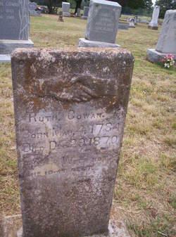 Ruth <i>Campbell</i> Cowan