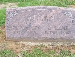 Bessie <i>Denny</i> Allen