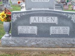 Elmer Jack Allen