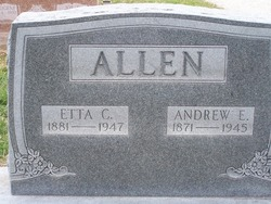 Etta <i>Chaney</i> Allen