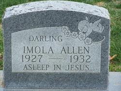Imola Allen
