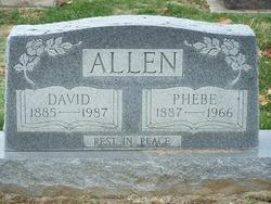 Phebe <i>Whitworth</i> Allen