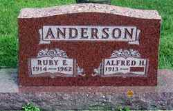 Alfred H. Anderson