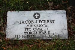 Jacob J Eckert