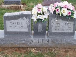 Carrie <i>Emery</i> Allen