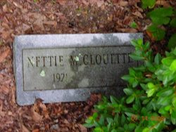 Nettie M Clouette