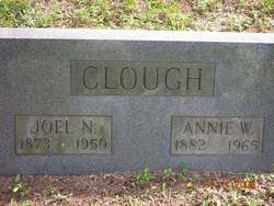 Annie W Clough