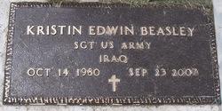 Sgt Kristin Edwin Kris or Banjo Beasley