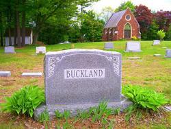 Cornelia Mary <i>Eddy</i> Buckland