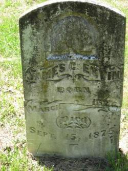 James C Ervin