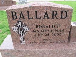 Ronald Fred Ballard