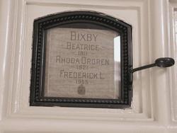 Frederick Louis Bixby