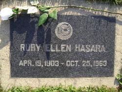 Ruby Ellen <i>Fodge</i> Hasara
