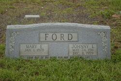 Mary Elizabeth <i>Leath</i> Ford