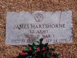 James Hartshorne