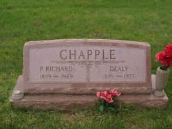 P Richard Chapple