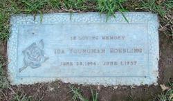 Ida <i>Youngman</i> Roebling