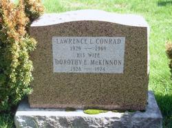 Dorothy E. <i>McKinnon</i> Conrad
