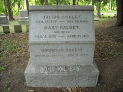 Julius Ackley