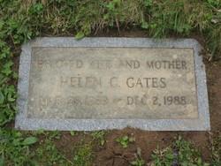 Helen C Gates