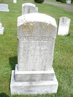 Rev Eli Edwin Hall