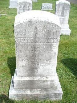 Cecile A. <i>Malan</i> Hall