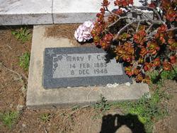 Mary F. Cheda