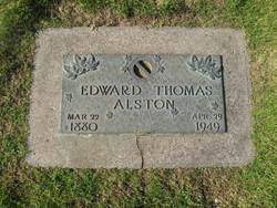 Edward Thomas Alston