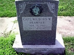 Capt Wilburn W. Brawner
