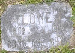 Margaret Jane <i>Lemons</i> Lowe